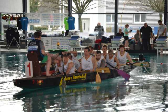 IKK classic indoor dragon boat races